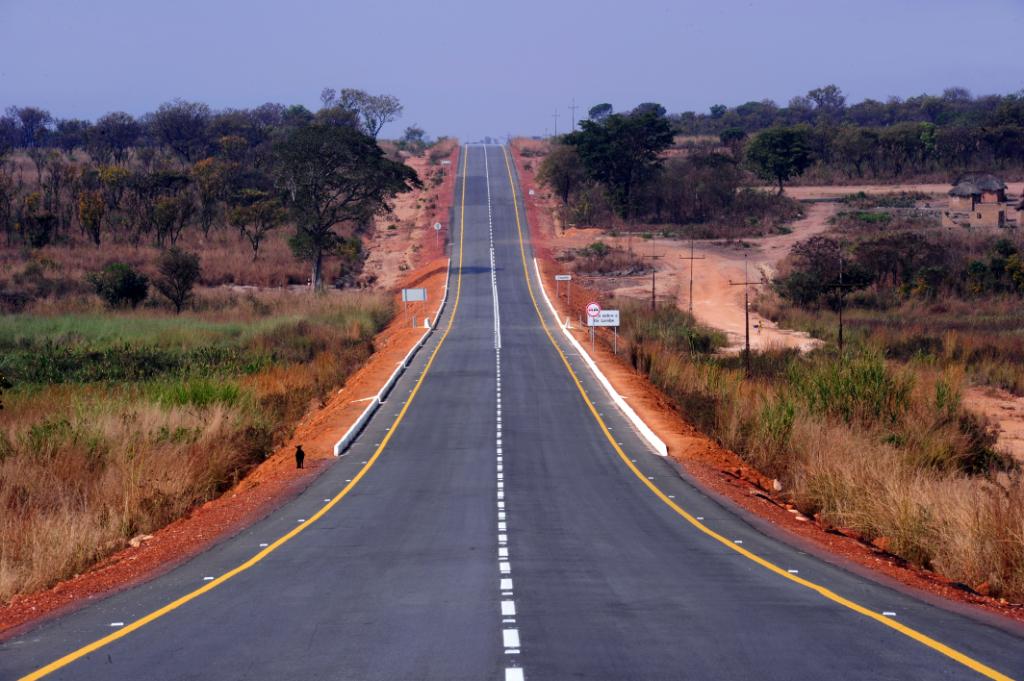 Autoestrada Quibala Cariango Mussende